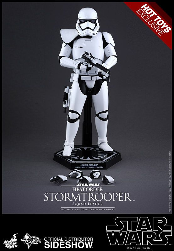 Squad Leader Hot Toys Action Figure