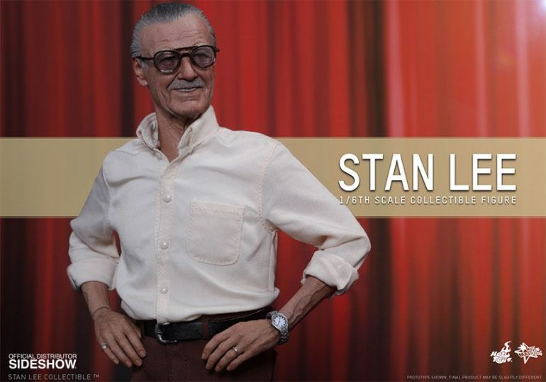 Stan Lee Hot Toys Action Figure