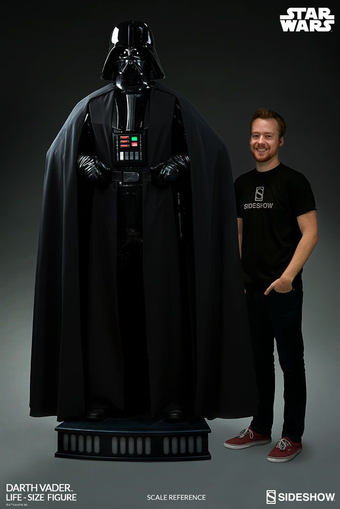 Star Wars Darth Vader Life Size Sideshow Collectibles