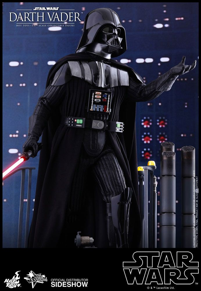 star wars episode v - darth vader 1/6 scale movie