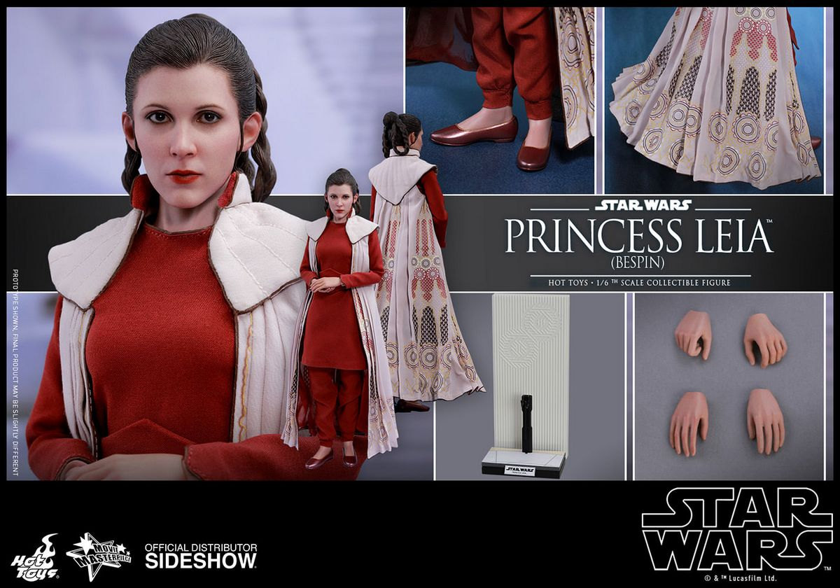 Star Wars Return of the Jedi Movie Masterpiece Princess