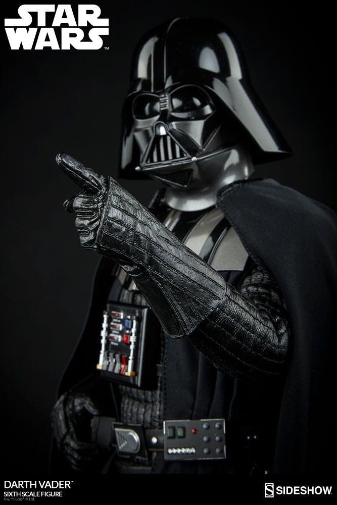Star Wars Episode VI - Darth Vader 1/6 Scale Sideshow