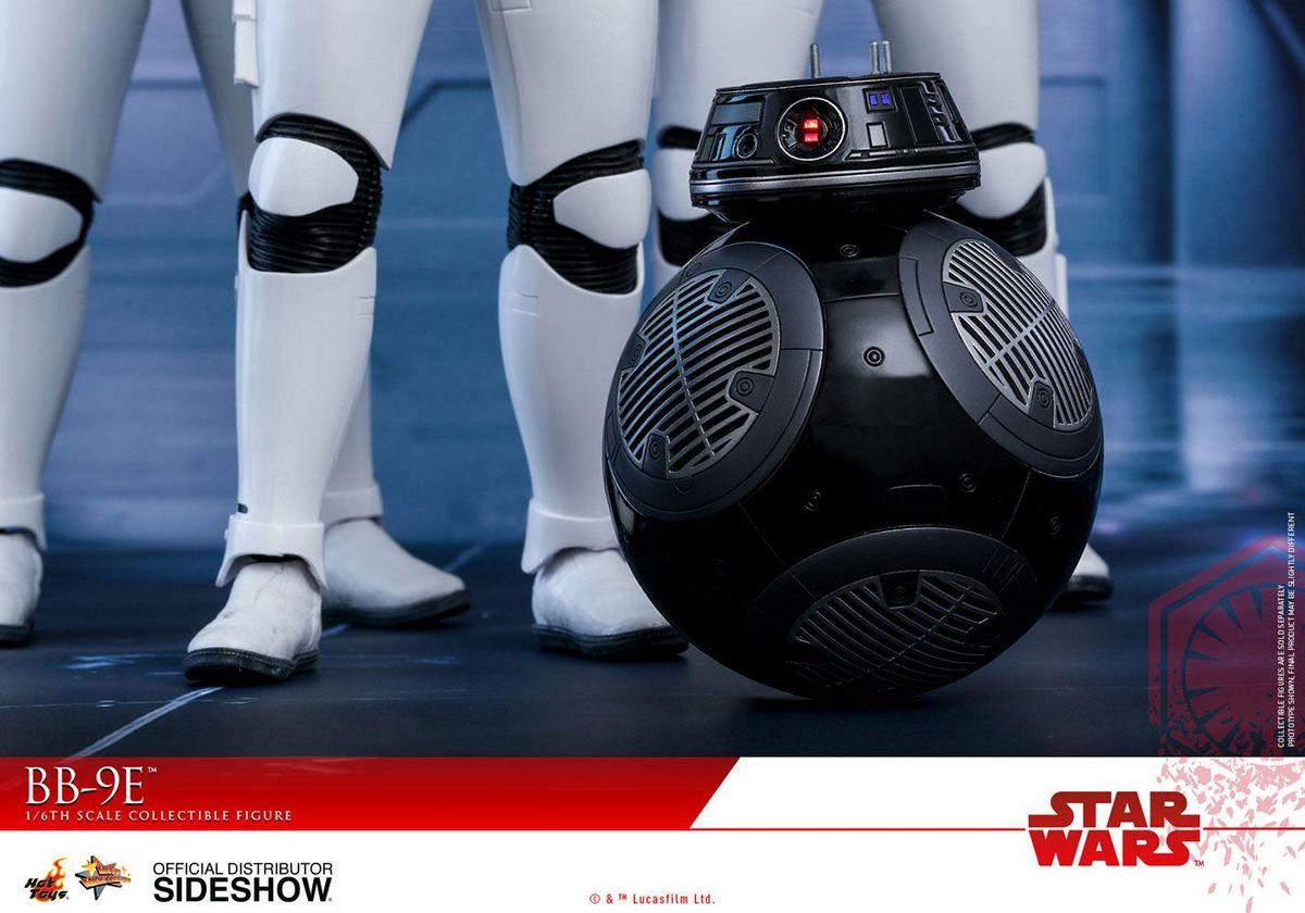 Star Wars Episode Viii Bb 9e 1 6 Scale Movie Masterpiece