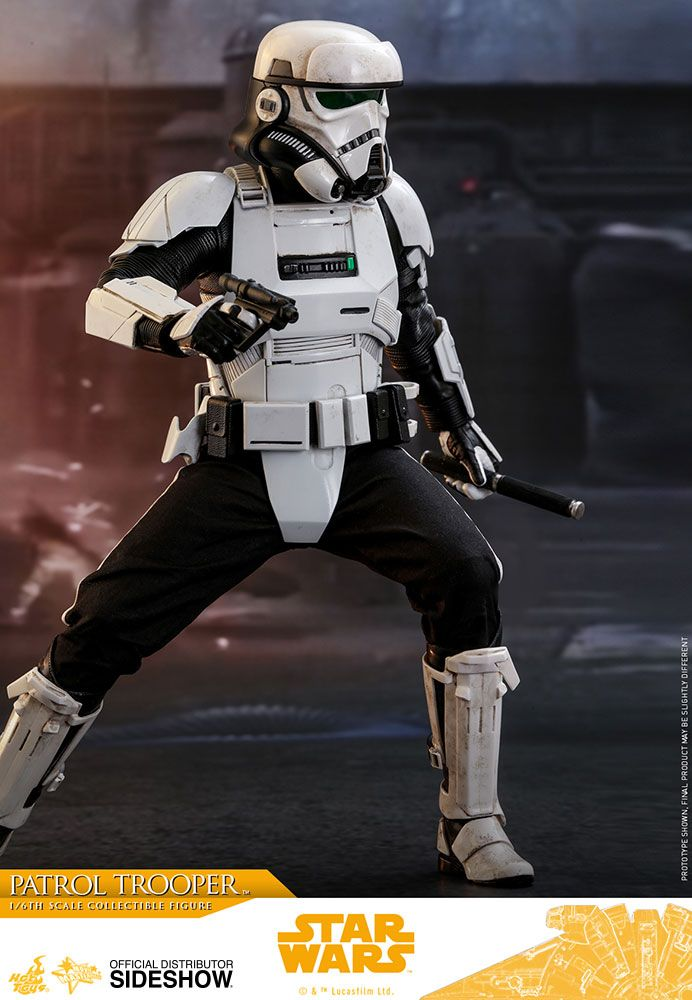 Star Wars Solo Patrol Trooper 1 6 Scale Movie