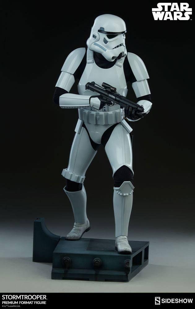 Stormtrooper Premium Format Figure By Sideshow Collectibles Film-fanartikel