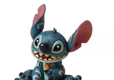 Stitch Ohana Means Family Figurine