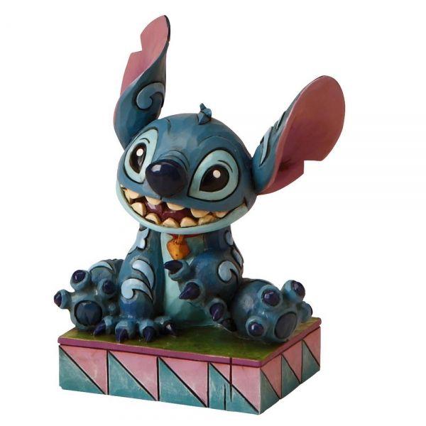 Stitch Ohana Means Family Figurine