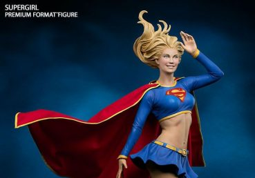 Supergirl Sideshow Collectibles