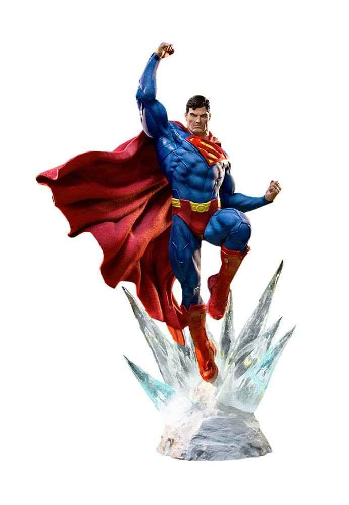 60c5e65a8c06 DC Comics - Superman Iron Studios 1/3 Statue