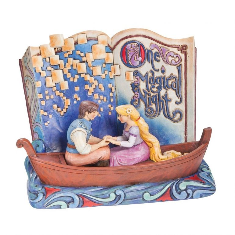 Tangled Storybook