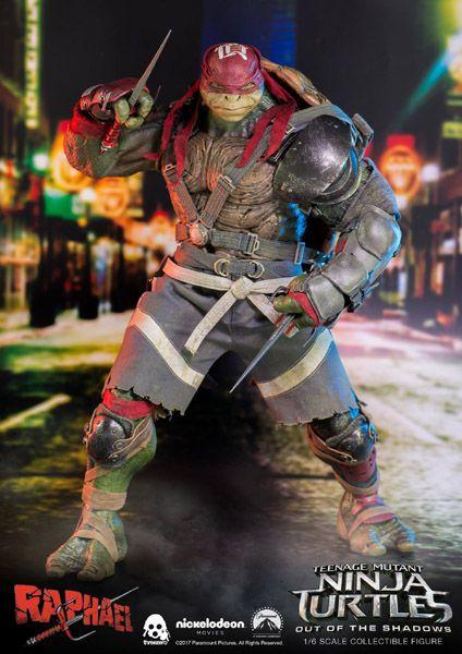 Teenage Mutant Ninja Turtles Out Of The Shadows Raphael