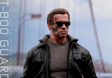 Terminator Hot Toy