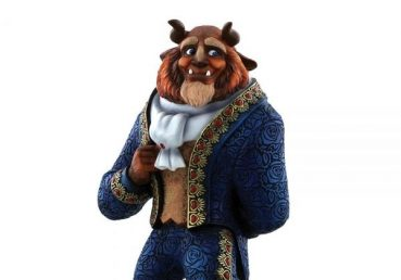 Beauty and the Beast - The Beast Figurine