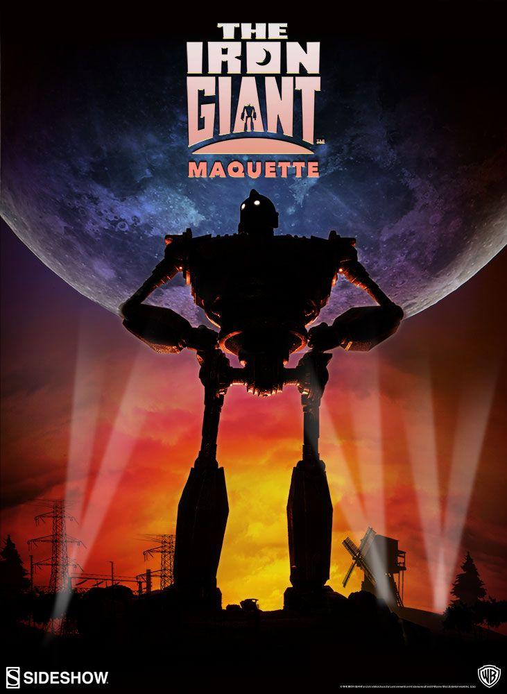 the iron giant - the giant