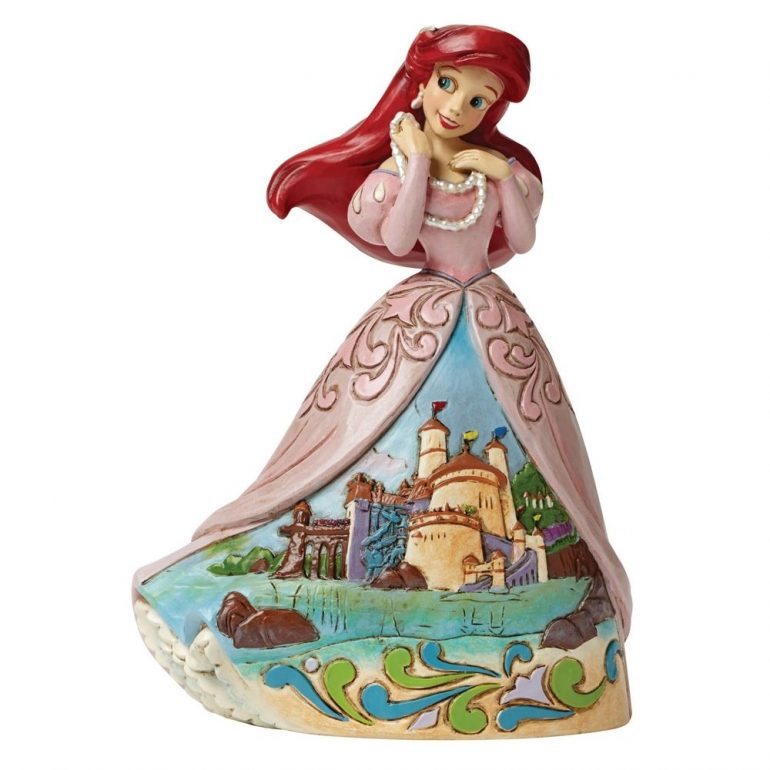The Little Mermaid Figurine