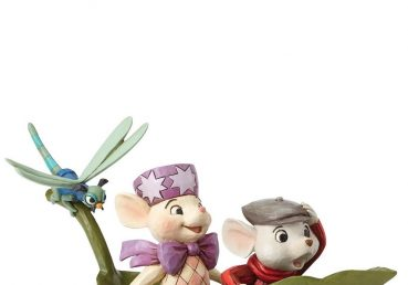The Rescuers - Bernard and Bianca 40th Anniversary Piece
