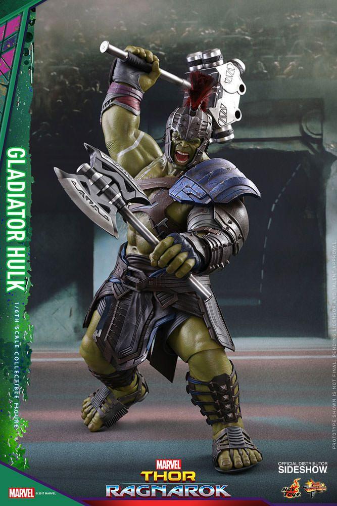 UK Seller Thor Ragnarok Marvel Select Action Figure Gladiator Hulk