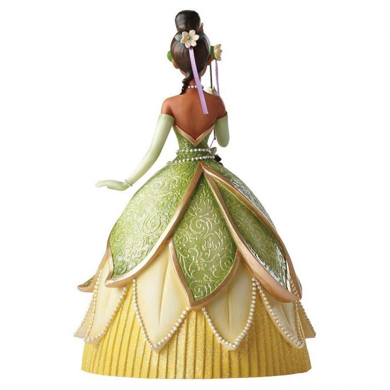 Tiana Masquerade Figurine