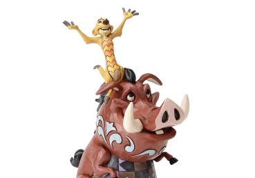 Timon and Timon and Pumbaa Figurine