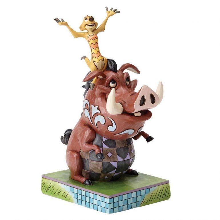 Timon and Timon and Pumbaa Figurine