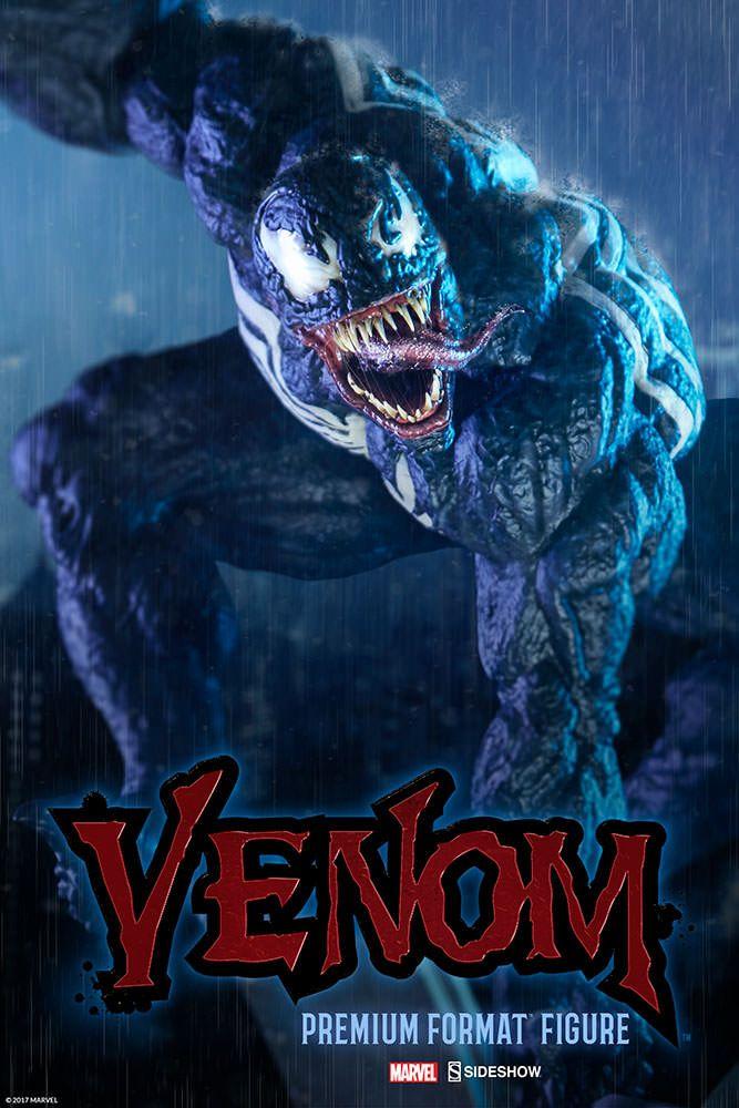Venom-Marvel-Comics-Premium-Format-Sideshow-Collectibles-Statue18