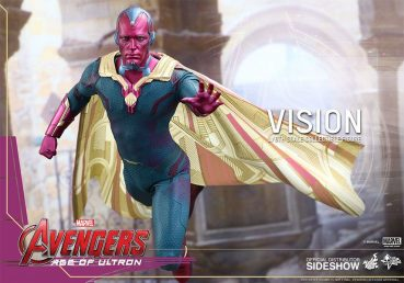 Vision Hot Toys Action Figure