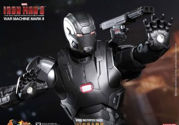 War Machine 2 Hot Toys Action Figure