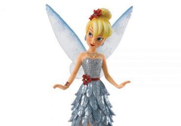 Winter Tinker Bell Figurine