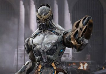 Chitauri Footsoldier Hot Toys Action Figure