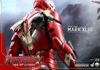Iron Man Mark XLII Hot Toys Action Figure
