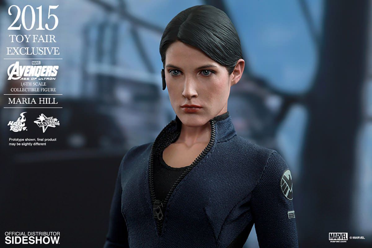 Avengers Age Of Ultron Maria Hill 1 6 Scale Hot Toys
