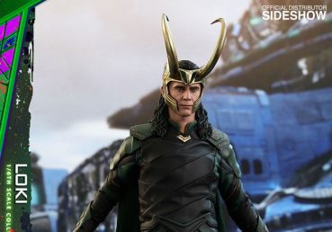 Thor Ragnarok - Loki 1/6 Scale Movie Masterpiece Hot Toys Action Figure